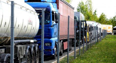 Prijevoznici i dalje protiv karantene za vozače koji su bili na sjeveru Italije
