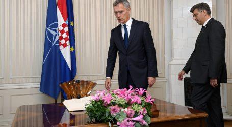 Glavni tajnik NATO-a Jens Stoltenberg dolazi u Hrvatsku