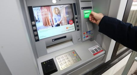 Od danas mozete podizati gotovinu na bankomatima svih banaka bez naknade