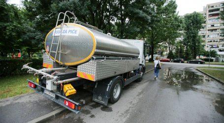 Zbog radova na vodoopskrbnom sustavu neće biti vode na dijelu Črnomerca, Šalati i Sesvetama