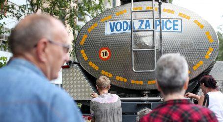 Stanovnici zagrebačkih Gračana i Malešnice ostali bez vode zbog puknuća cjevovoda