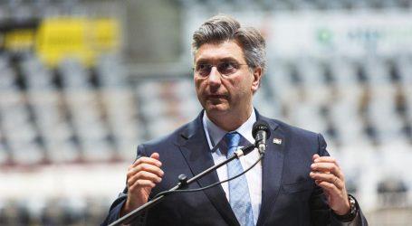 Plenković sazvao sastanak u Vladi zbog koronavirusa