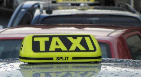 Splitski taksisti besplatno voze zdravstvene djelatnike
