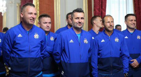 Dinamo otpustio pomoćnike Nenada Bjelice