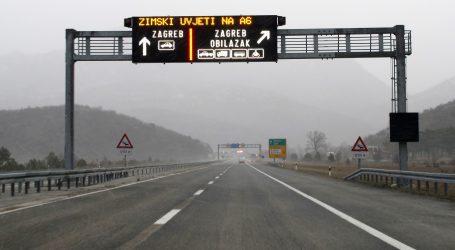 HAK: Zbog prometne nesreće zatvorena državna cesta Lug Draganički kod Karlovca