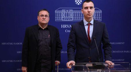 """VIDEO: Škibola: """"Izmjene i dopune Zakona o ništetnosti šaljemo u hitnu proceduru i očekujemo podršku Vlade"""""""