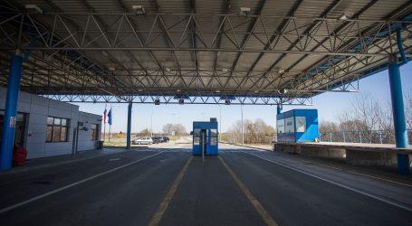 HAK: Za sav promet zatvoreni su granični prijelazi Batina, Principovac, Principovac 2 i Ilok 2.