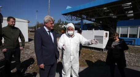 Komadina na graničnim prijelazima Rupa i Pasjak, Stožer PGŽ predlaže obustavu nastave