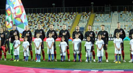 Sutra ždrijeb Lige nacija, Hrvatska u najjačem razredu