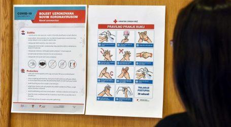 U Varaždinu potvrđeno pet zaraženih koronavirusom