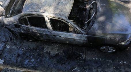 U centru Zagreba rano jutros zapaljen automobil
