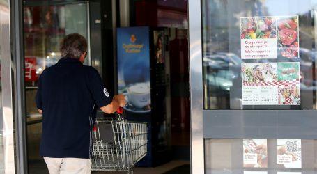 """Ovi trgovački centri od danas rade skraćeno: """"Opskrba hranom funkcionira normalno"""""""