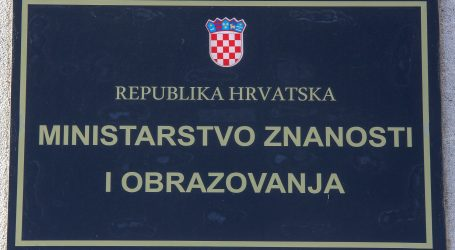 ZBRAJA SE ŠTETA: Ministarstvu prijavljena 63 oštećena objekta u sustavu znanosti i obrazovanja