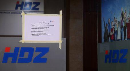 HDZ na unutarstranačkim izborima bira novo vodstvo stranke