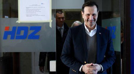 Kovač zadovoljan izlaznošću na unutarstranačke izbore u HDZ-u