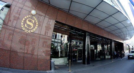 ZAGREB: Zatvaraju se vodeći hoteli među kojim su Sheraton, International, Panorama i Jadran, otvoren jedino Westin