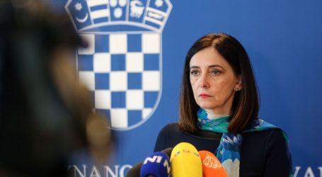 Odgođena sva putovanja školaraca izvan Hrvatske