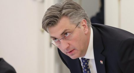 Premijer Plenković negativan na koronavirus