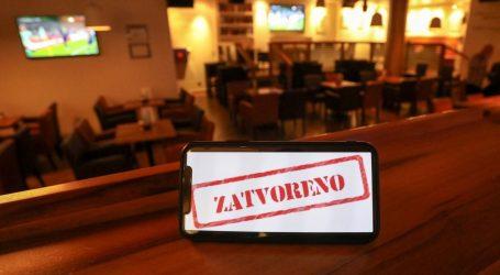 Čeka se objava rigoroznijih mjera, što se danas zatvara u Hrvatskoj?
