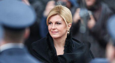 Bivša predsjednica Kolinda Grabar-Kitarović u samoizolaciji