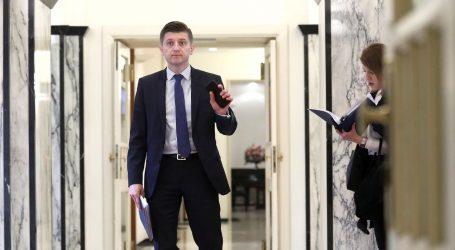 """ZDRAVKO MARIĆ: """"Gospodarstvu 40 milijardi kuna, ne očekuju se otpuštanja"""""""