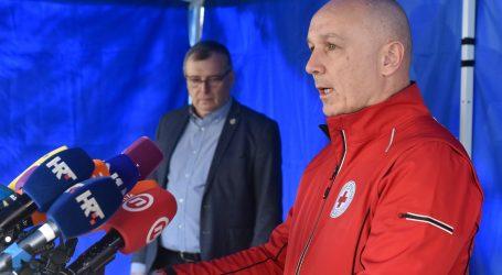 Hrvatski Crveni križ: Koordinirat ćemo dostavu hrane i lijekova starijim osobama