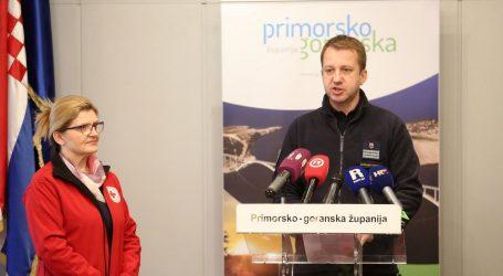 """Stožer Primorsko – goranske županije: """"Četiri nova slučaja koronavirusa, u Rijeci od sutra laboratorij za testiranje"""""""