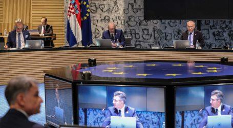 """Sjednica Vlade počela minutom šutnje za poginulu djevojčicu, Plenković o koroni: """"Ovo je kriza bez presedana"""""""
