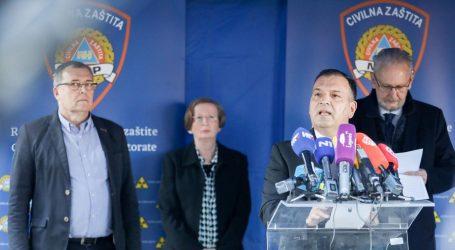 U Hrvatskoj 46 novooboljelih, šest osoba na respiratoru