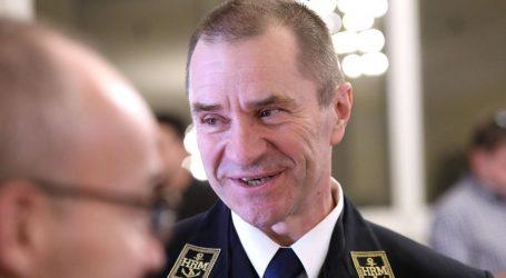 ODRŽANA PRIMOPREDAJA: Robert Hranj novi je načelnik Glavnog stožera Oružanih snaga RH
