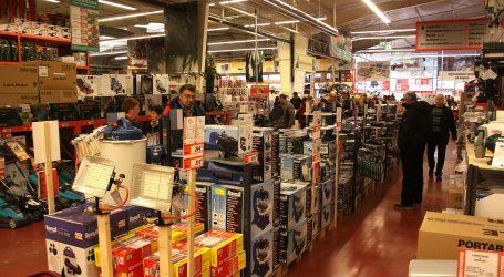 HUP: Osnovana koordinacija neprehrambene trgovine i trgovačkih centara