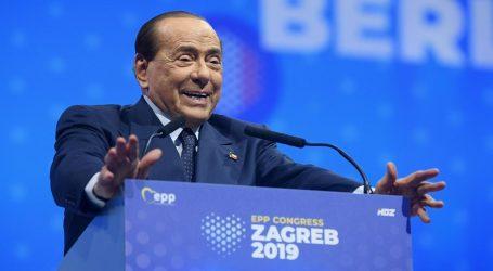 Berlusconi daruje deset milijuna eura bolnicama u Lombardiji