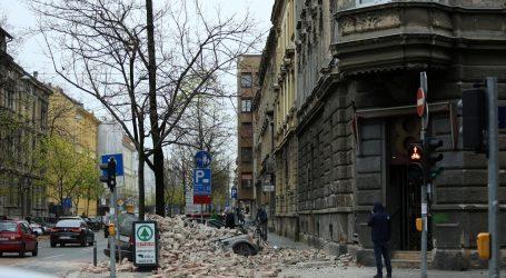 U potresu u Zagrebu ozlijeđeno dijete