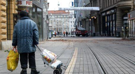 U potresima u Zagrebu ozlijeđeno 27 ljudi, na liječenju 12 osoba