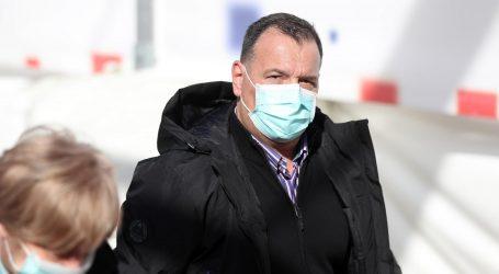 BEROŠ 'Još uvijek smo u uzlaznoj krivulji epidemije koronavirusa'