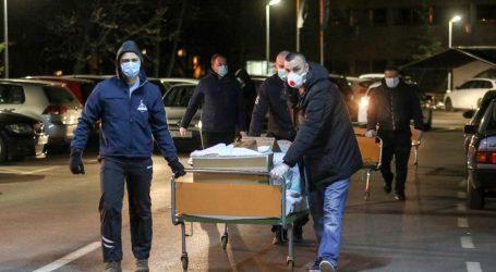 BOYSI I SINOĆ SELILI PACIJENTE: Bolnica Jordanovac evakuirana zbog loše statike