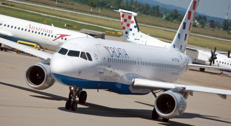 UPUTE STOŽERA: Croatia Airlines kontinuirano  smanjuje planirani opseg letenja