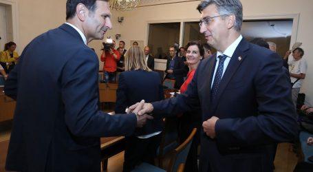 """Plenković poručio Kovaču """"neka pazi što govori"""" članovima stranke"""
