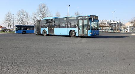 Za što sigurniji prijevoz zdravstvenih i policijskih djelatnika uvedene posebne autobusne linije