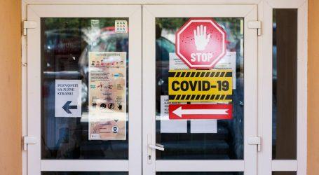 U Splitu pet osoba na respiratoru, virus stigao u sve hrvatske županije