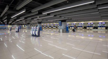 Zračna luka Dubrovnik zbog koronavirusa s 40 milijuna kuna manje prihoda