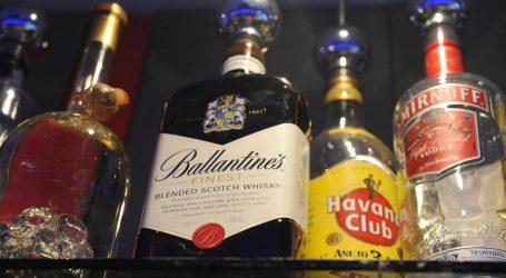 Proizvođači pića doniraju alkohol za proizvodnju dezinficijensa