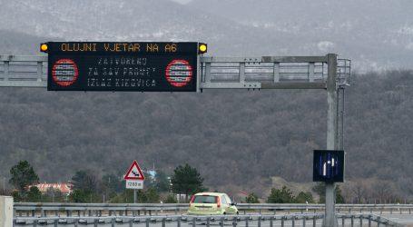 HAK: Vozači se mole na oprez zbog vremenskih uvjeta i radova na cestama