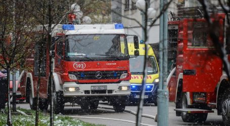 Zagrebački vatrogasci zbog potresa intervenirali 544 puta