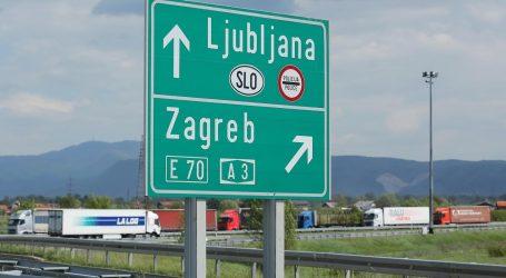Promet na slovensko-hrvatskoj granici danas bez čekanja