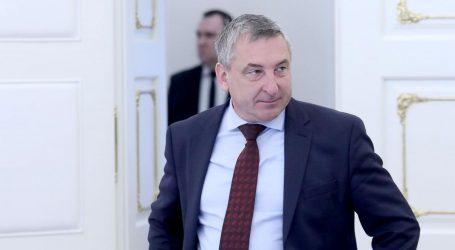 Predrag Štromar predložen za novog predsjednika HNS-a