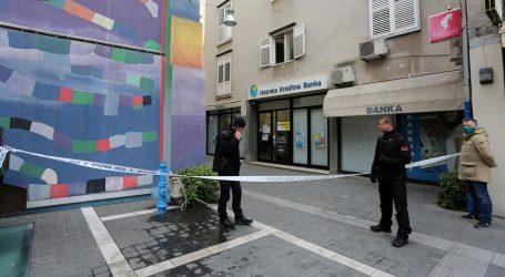 U centru Rijeke opljačkana Istarska kreditna banka