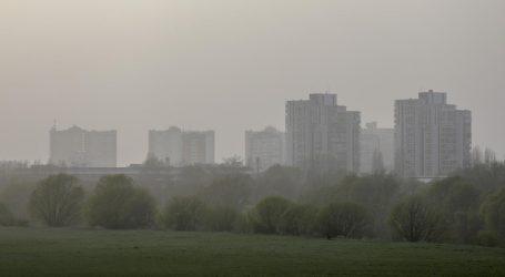 Zrak u Hrvatskoj i dalje vrlo loše kvalitete, koncentracija čestica u opadanju