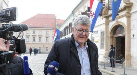 """ĆORUŠIĆ: """"Oko 140 djelatnika KBC-a Zagreb je u samoizolaciji"""""""