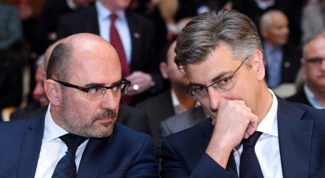 Plenković je otvorio pitanje zašto je Brkić mogao imati glavnu ulogu u rušenju Karamarka